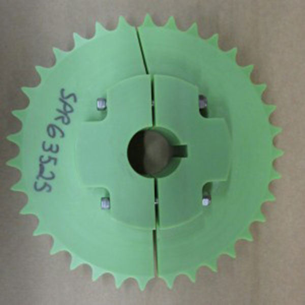SPR63525 ZPPI 1-1/2″ Drive End Split Nyoil Sprocket