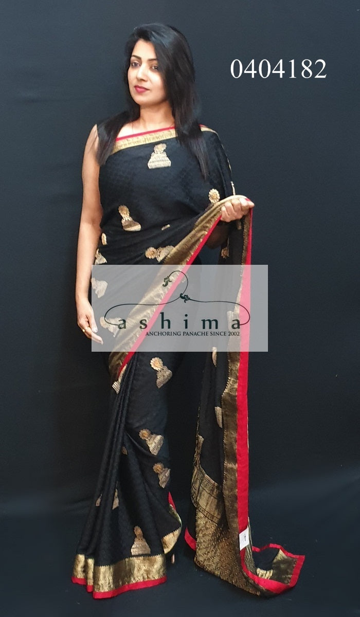Georgette Saree 0404182