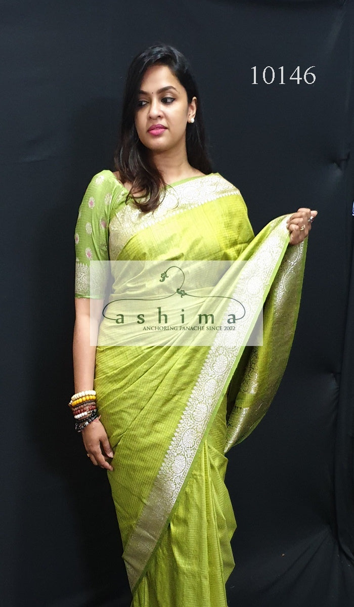 Banarasi silk saree 10146
