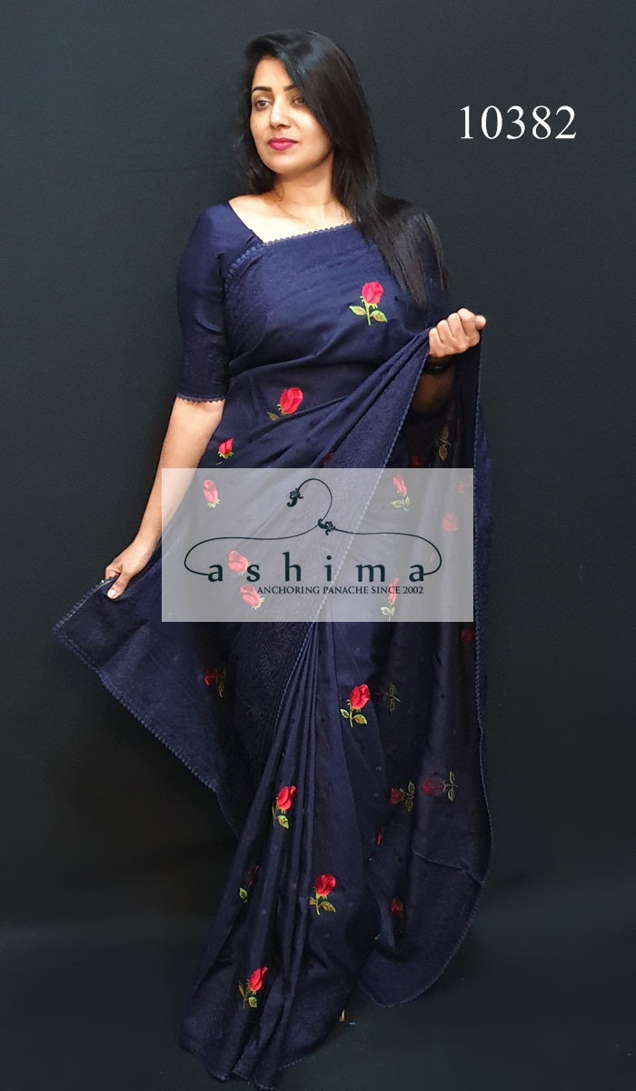 10382 Chiniya Silk Saree