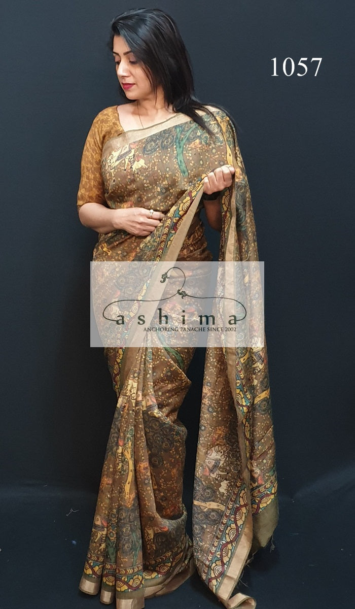 Silk Saree 1057