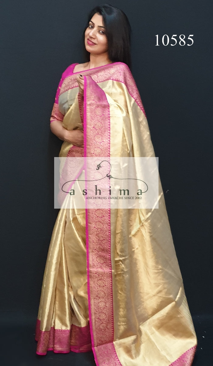 10585 Tissue Saree