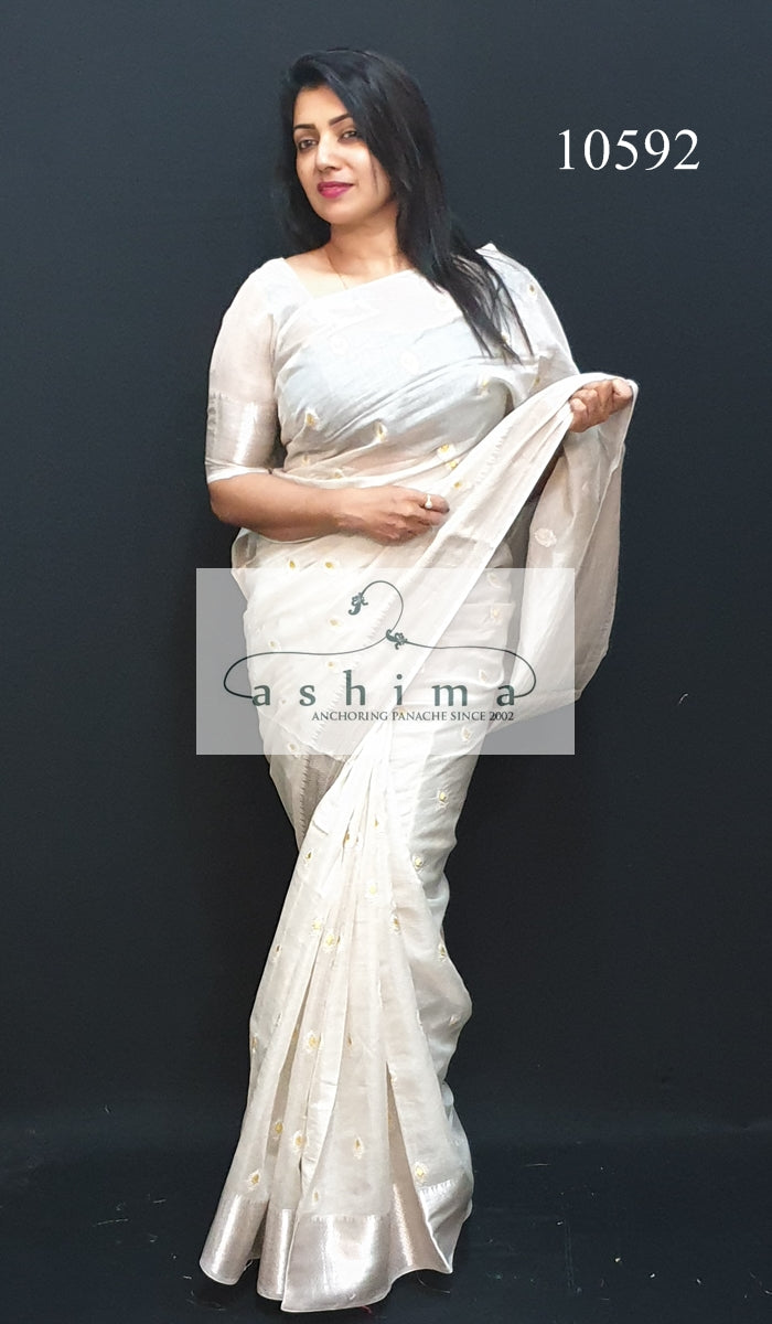 10592 Silk Saree