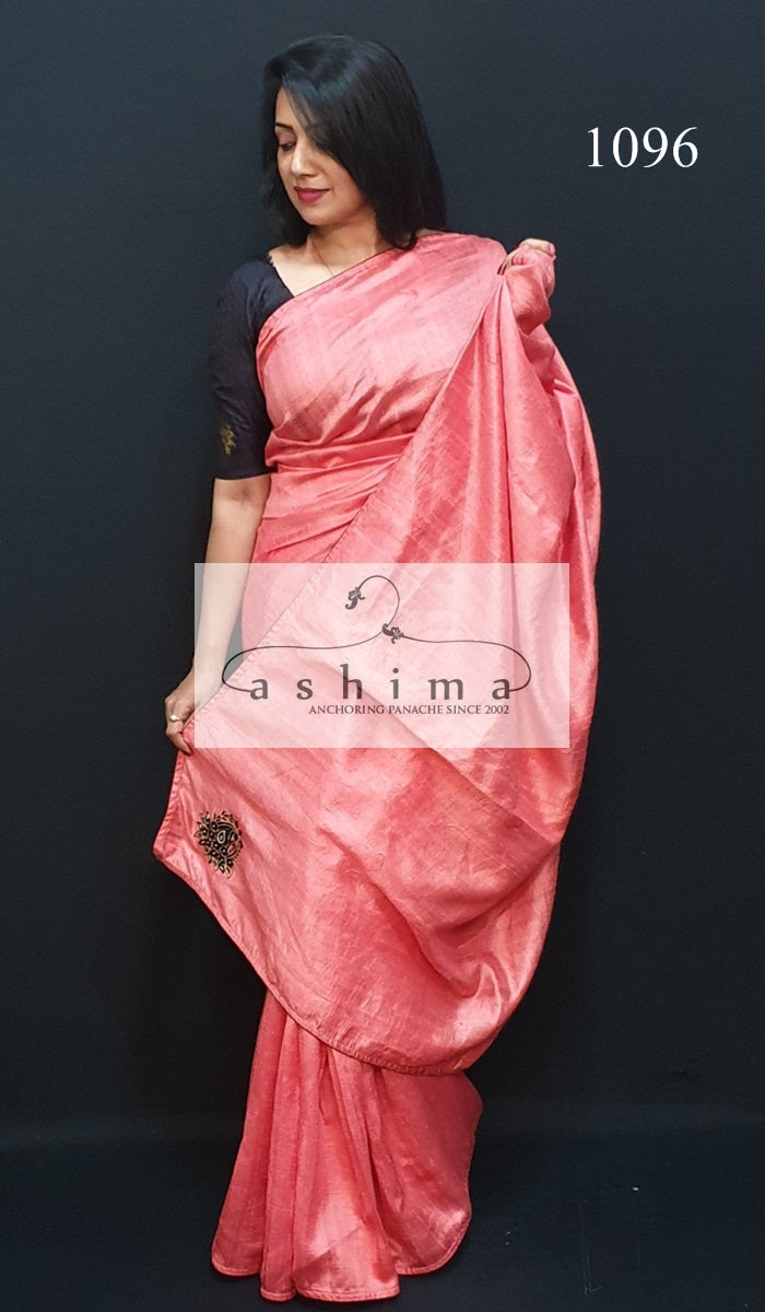 Soft Silk Saree 1096