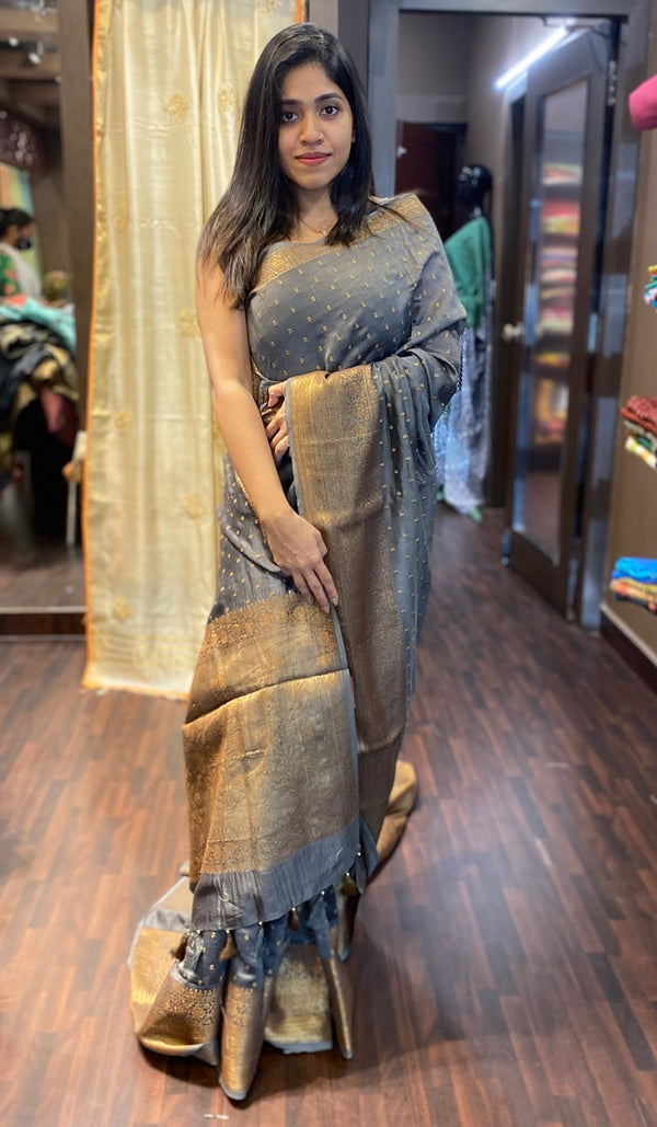 Chanderi saree 13712