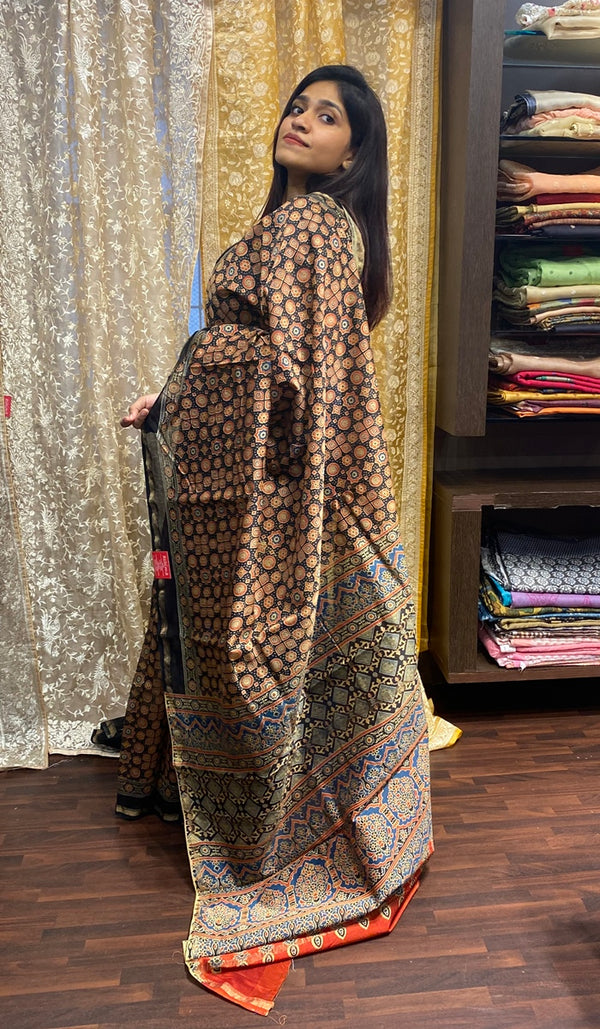 Chanderi saree 14353