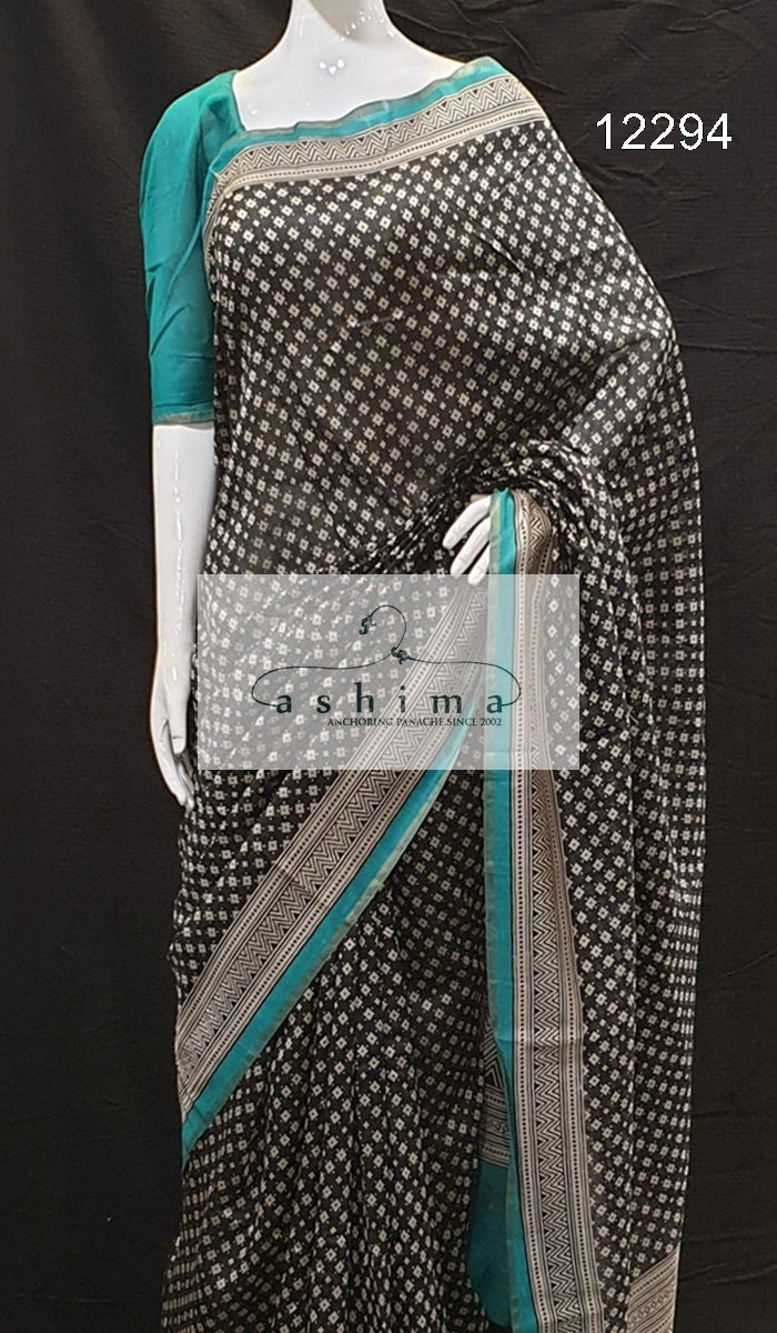 Chanderi Saree 12294