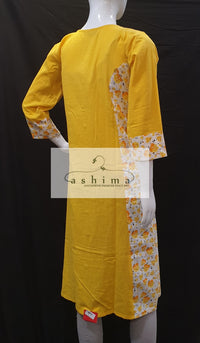 Cotton Kurti- Medium- Kurti 11