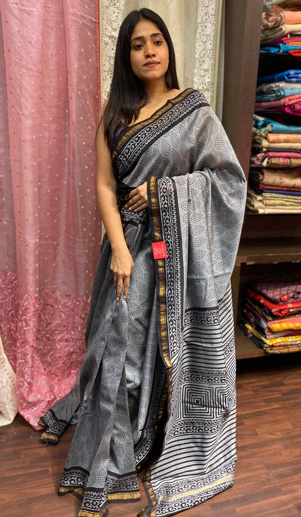 Chanderi saree 14274