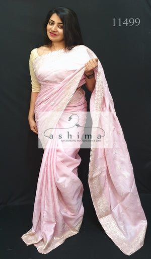 Tussar Silk Saree 11499