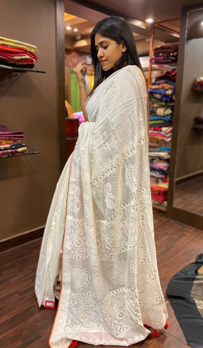 Silk saree 12650