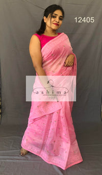 Chanderi saree 12405