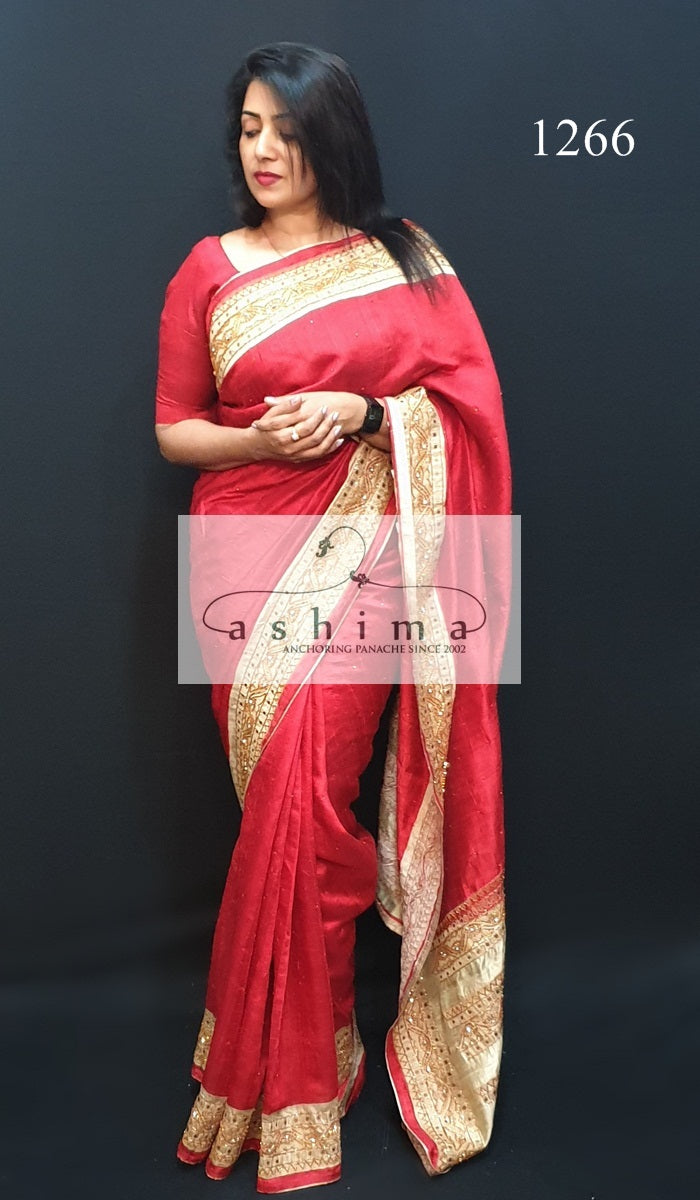 Silk Saree 1266