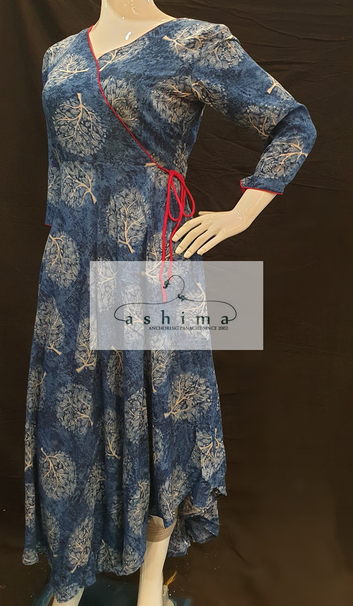 Cotton Kurti - Large- Kurti 71