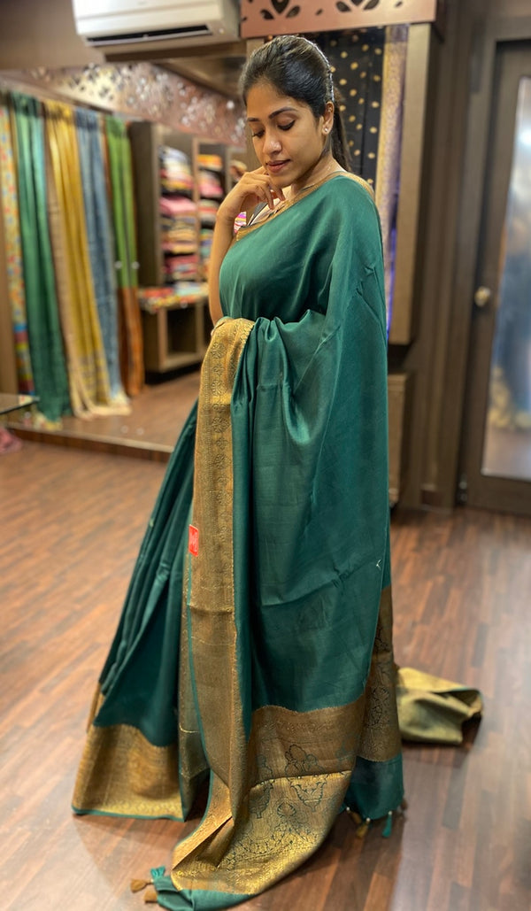 Chanderi saree 13435
