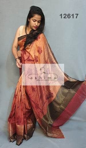Chanderi Saree 12617