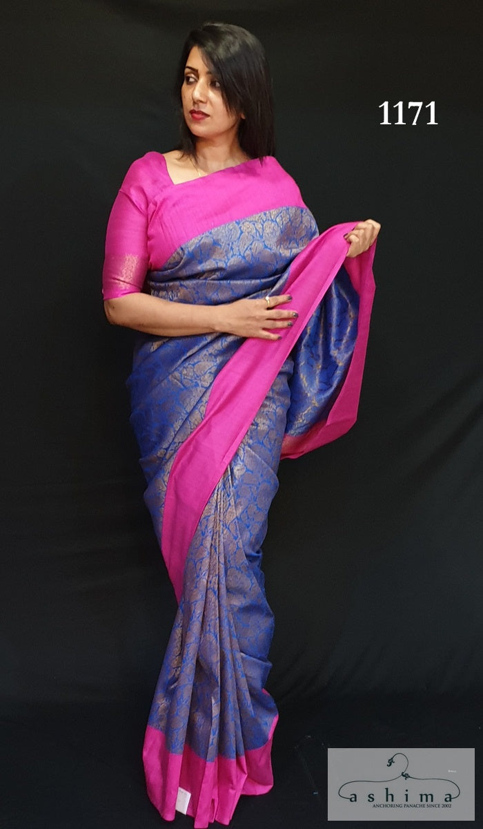 Banarasi Silk saree 1171