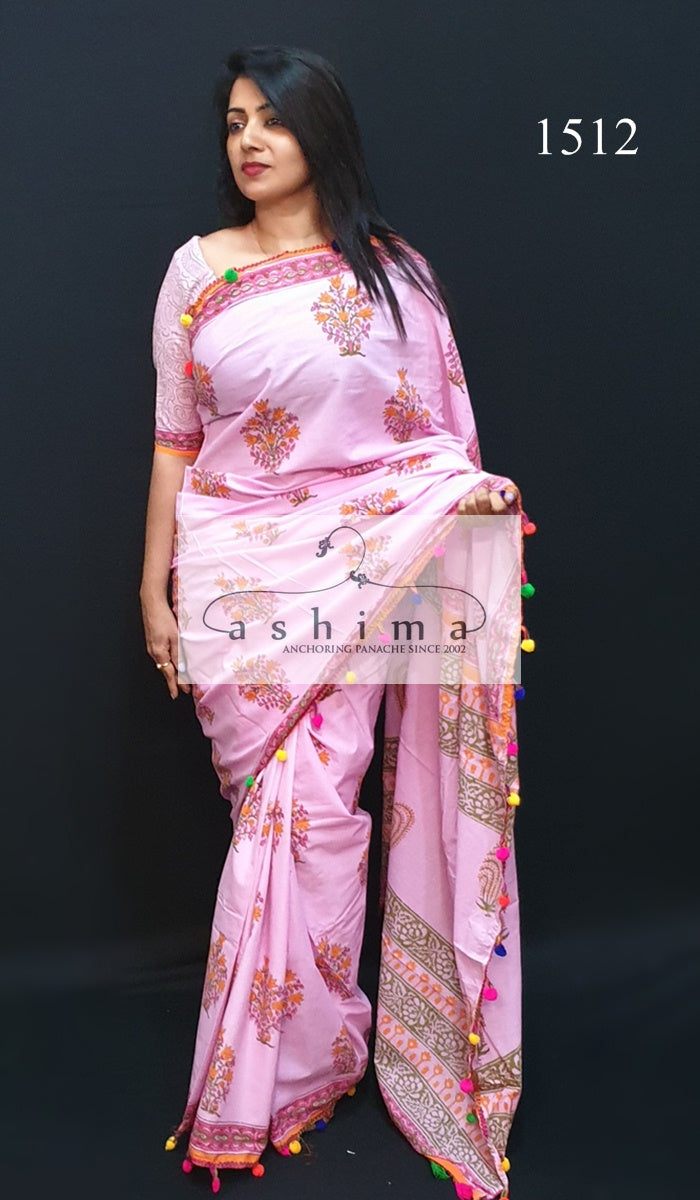 Cotton Saree 1512