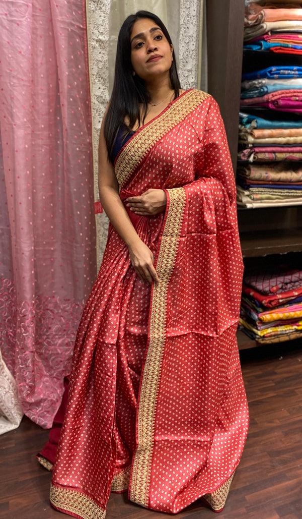 Tussar silk saree 14285