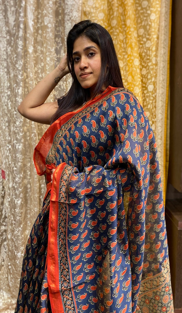 Chanderi Saree 14354