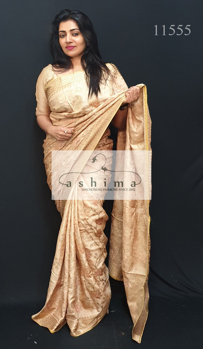 Tussar Silk Saree 11555
