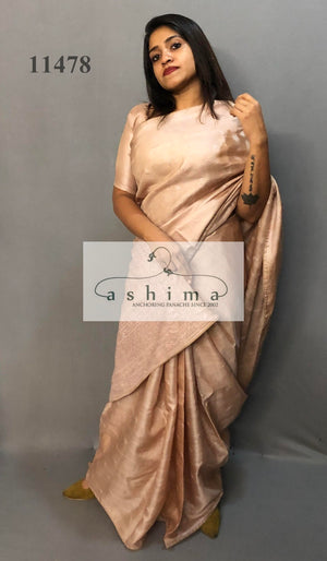 Tussar silk saree 11478