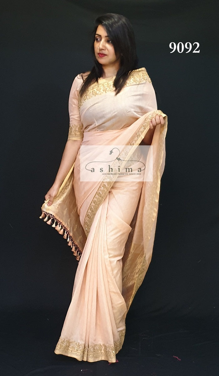 Silk Saree 9092