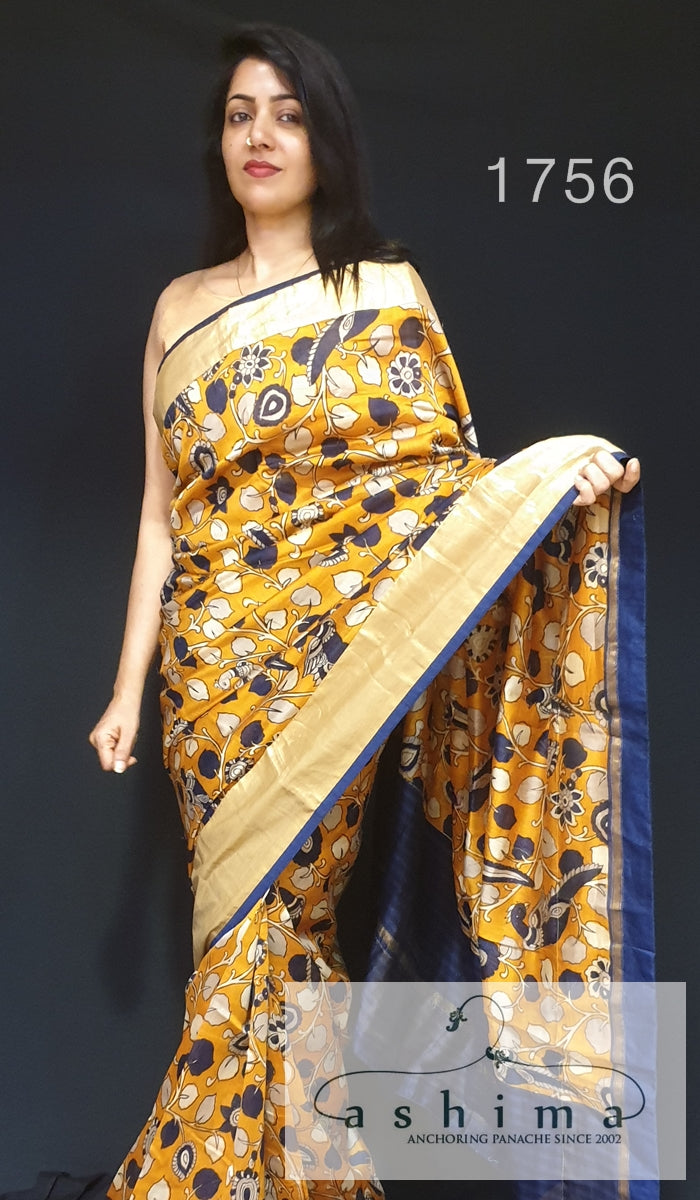 Chanderi Saree 1756