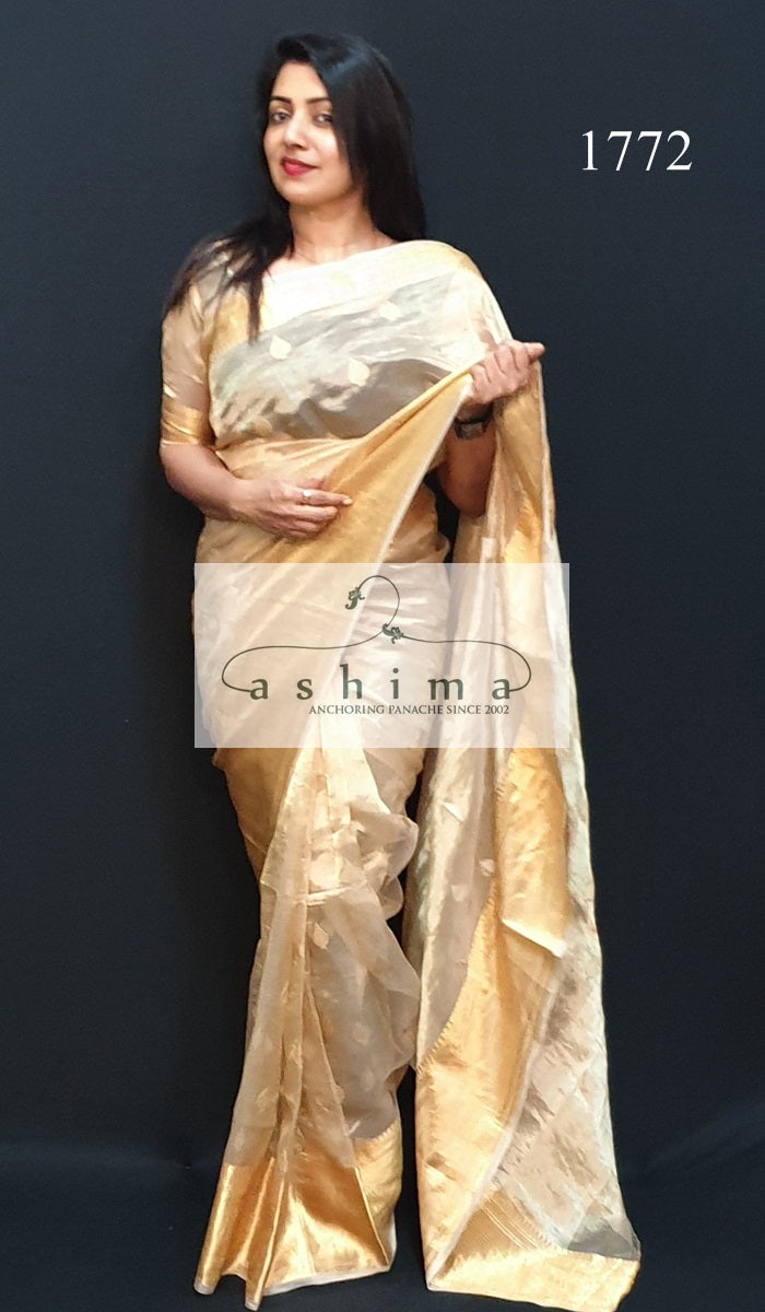 Tissue Saree 1772