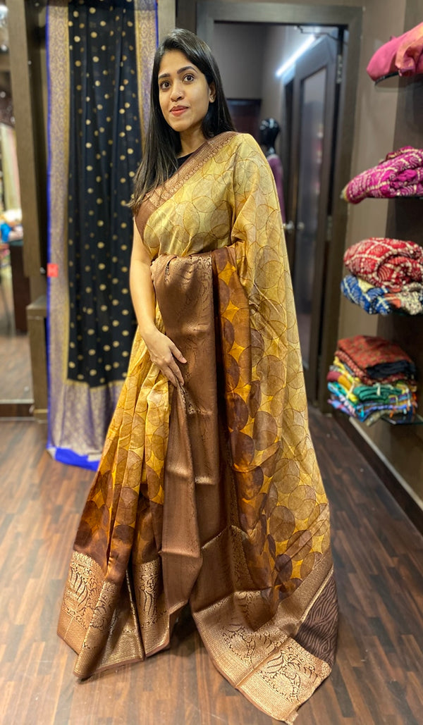 Chanderi saree 13488