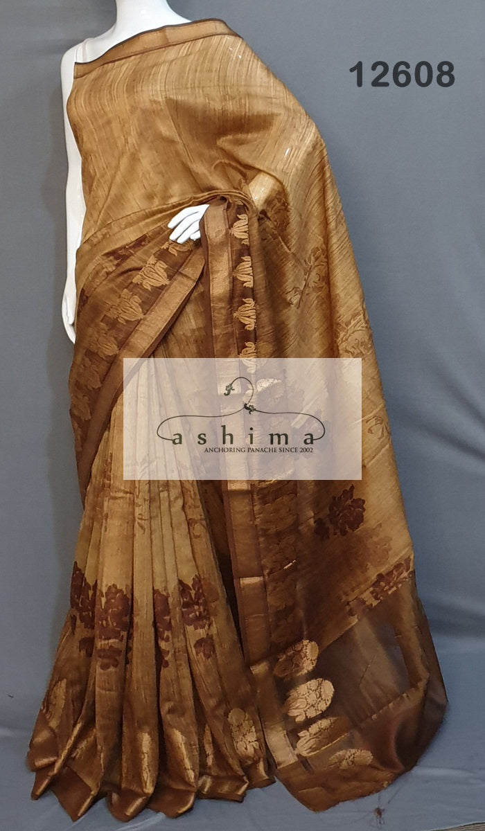 Chanderi Saree 12608