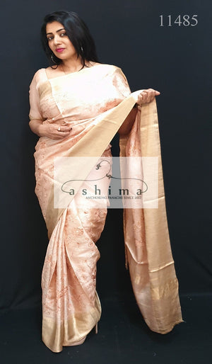 Tussar Silk Saree 11485