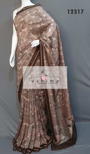 Chanderi Saree 12317