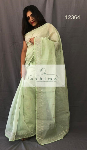 Chanderi saree 12364