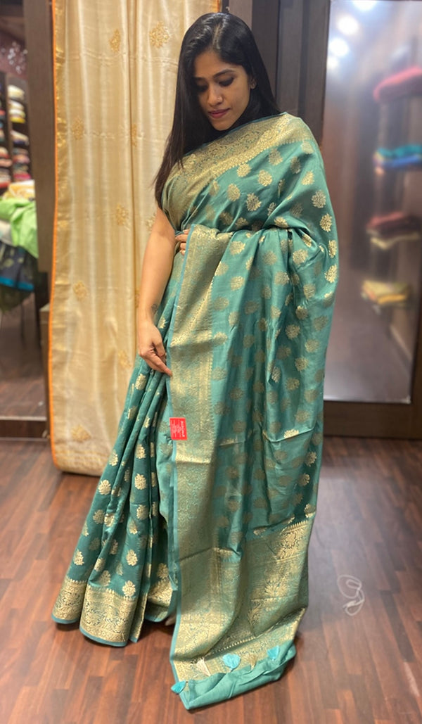 Chanderi saree 13401