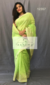 Chanderi saree 12357