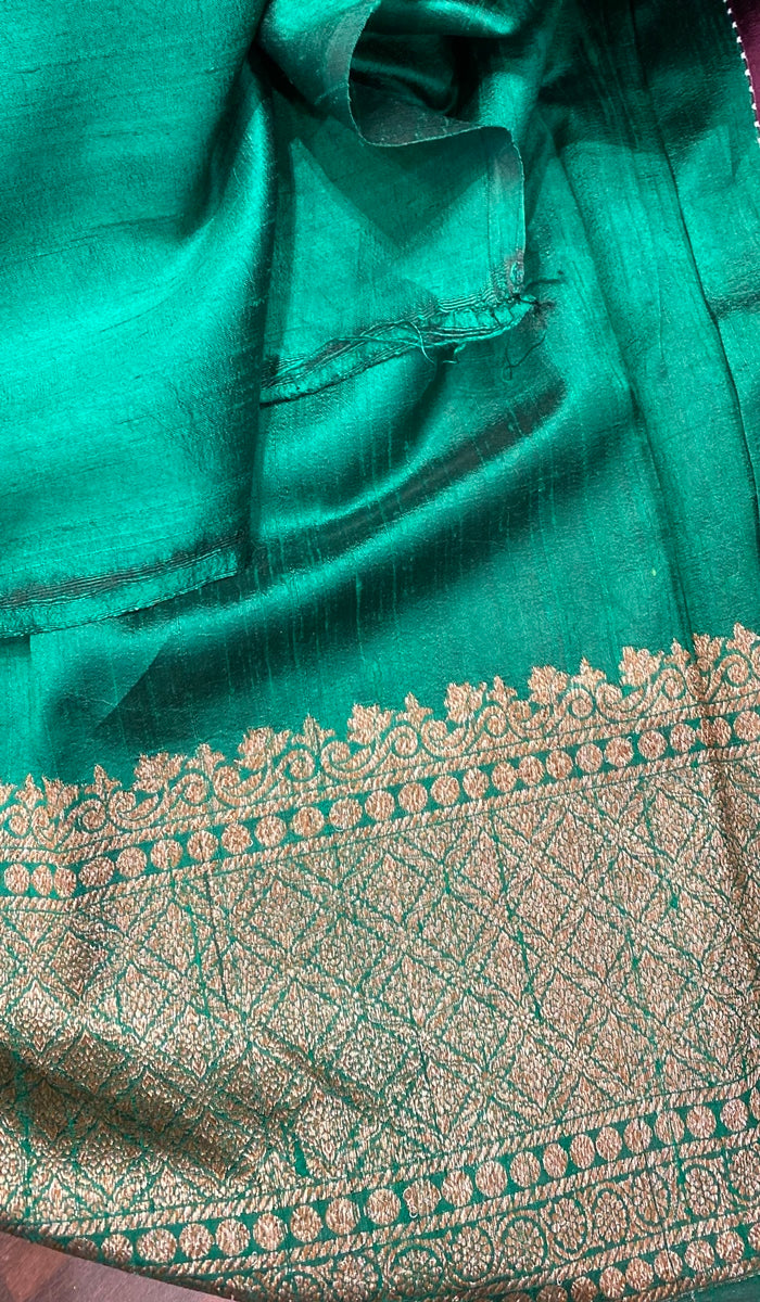 Banarasi raw silk saree 13482