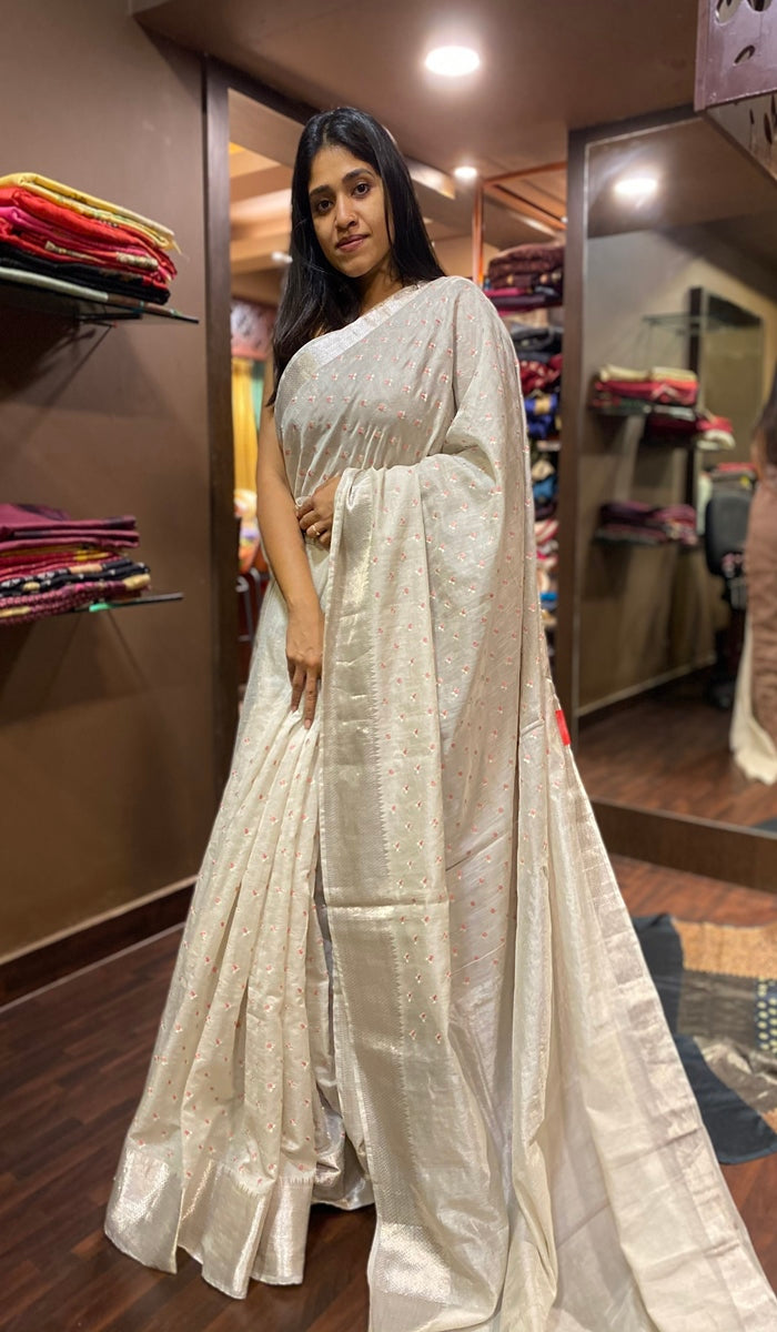 Silk saree 10372