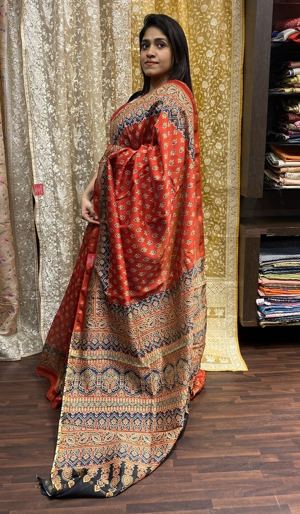 Chanderi saree 14357