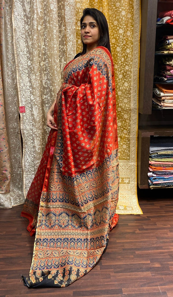 Chanderi saree 14348