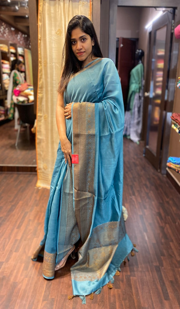 Chanderi saree 13714