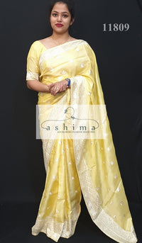 Tussar silk saree 11809