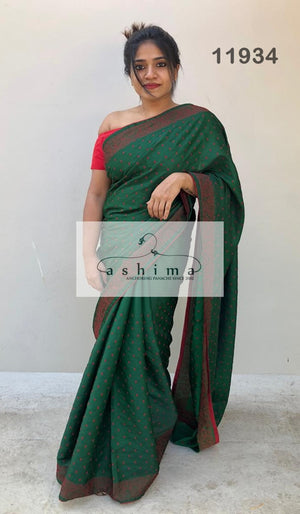 Semi silk saree 11934