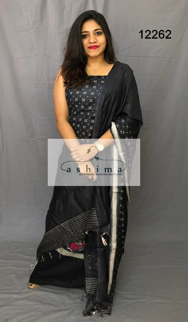 Unstitched salwar suit 12262