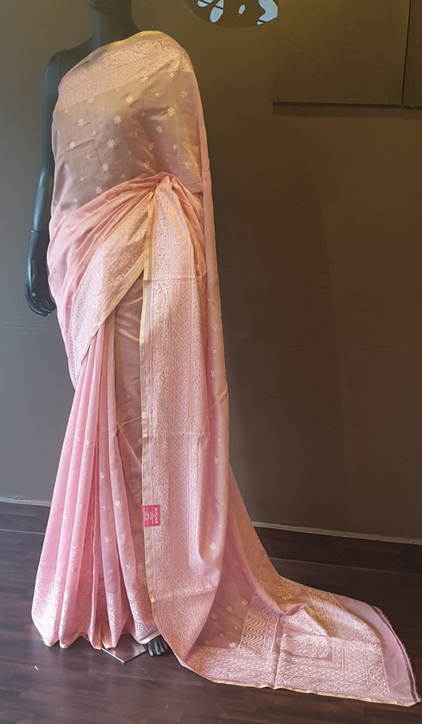 Silk saree 13143