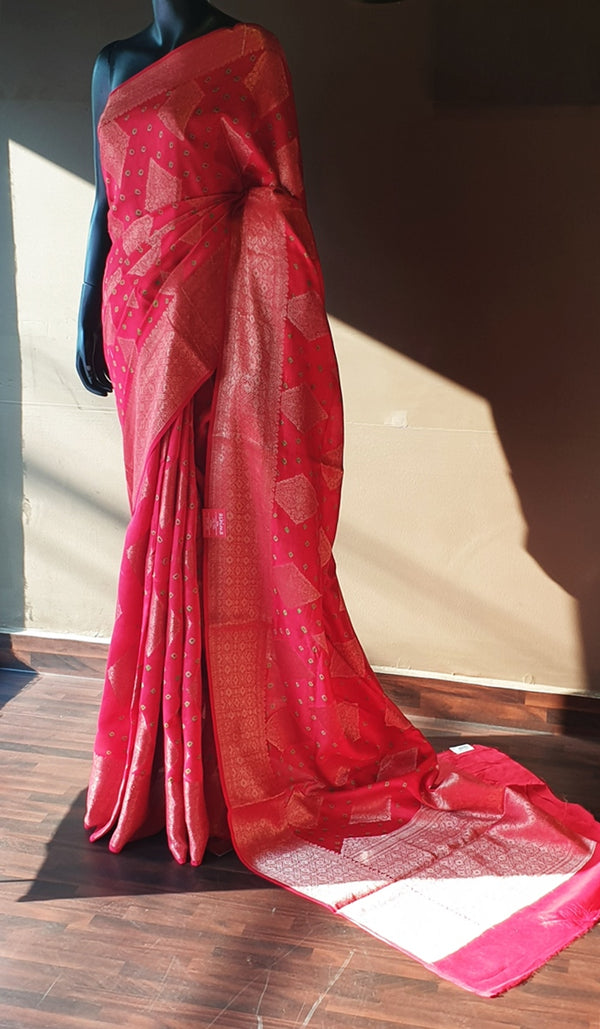Chiniya silk saree 13149