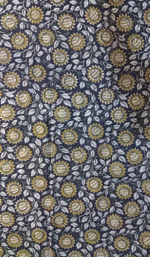 Printed Cotton Fabric FBK57