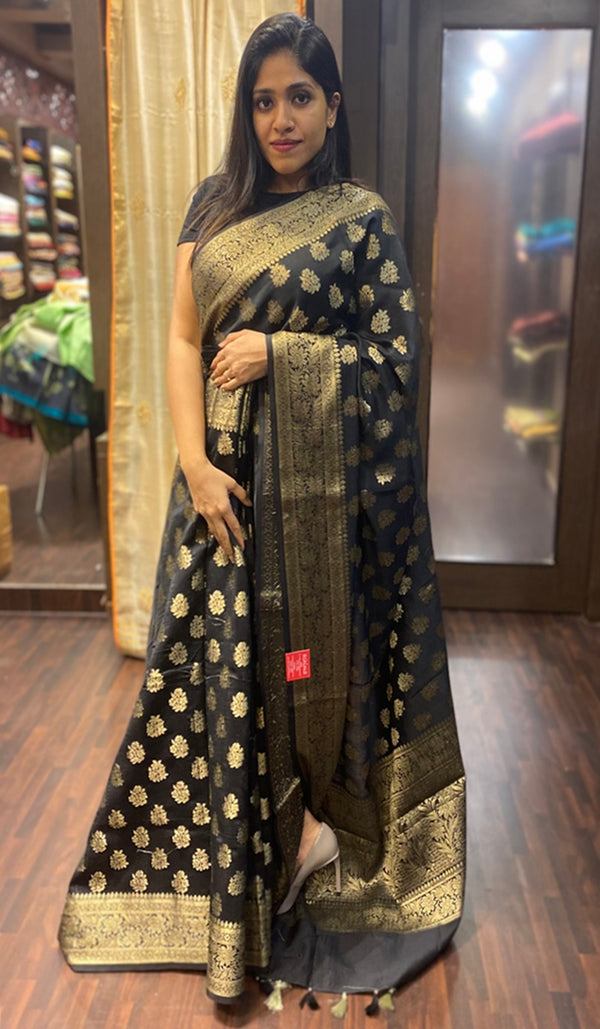 Chanderi saree 13415