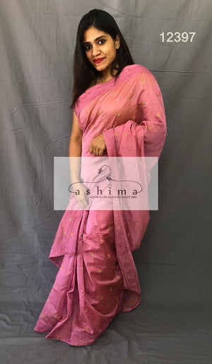 Chanderi saree 12397
