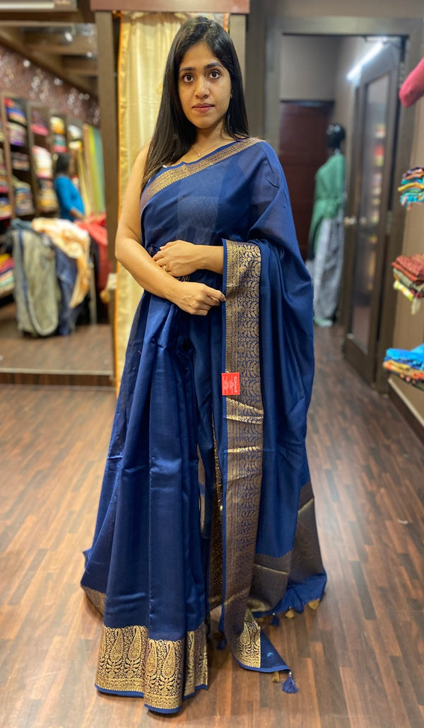 Chanderi saree 13675
